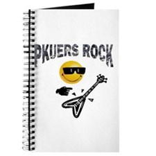 PKUERS ROCK Gifts Journal
