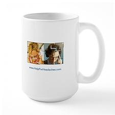 """Migraine: a DISEASE..."" Mug"