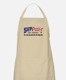Support Our Troops BBQ Apron