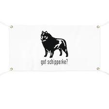 Schipperke Banner