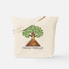 Cute Mountain dulcimer Tote Bag