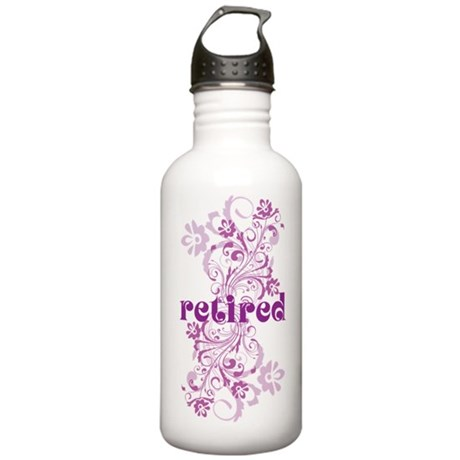 Retired Stainless Water Bottle 1.0L