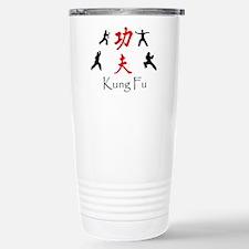 Kung Fu Survey Travel Mug