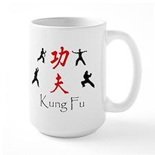 Kung Fu Survey Mug