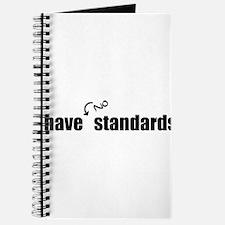 No Standards Journal