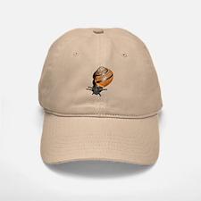 Wild Snail Baseball Baseball Cap