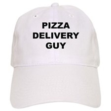 Pizza Delivery Guy Baseball Cap