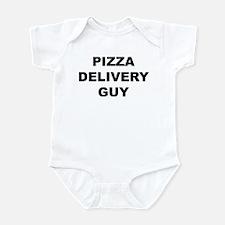 Pizza Delivery Guy Infant Bodysuit
