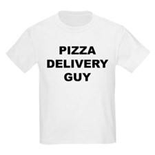 Pizza Delivery Guy T-Shirt