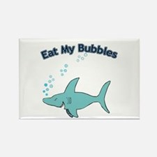 Eat My Bubbles Rectangle Magnet (10 pack)