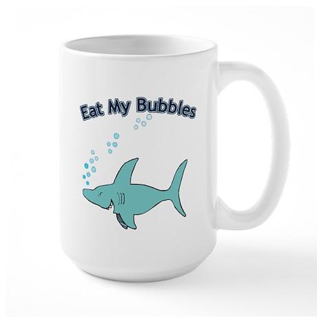 Eat My Bubbles Large Mug
