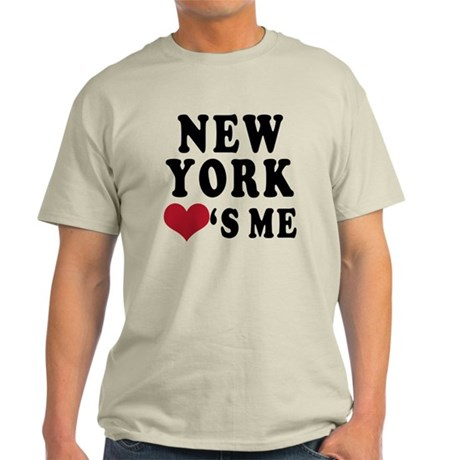 NY Loves Me Light T-Shirt