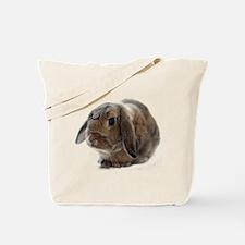 Love Rabbit Tote Bag