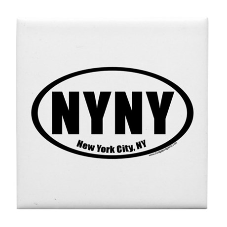 NYNY Tile Coaster