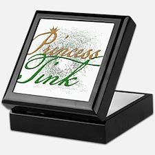 Princess Tink Keepsake Box