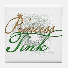 Princess Tink Tile Coaster