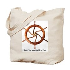 Sailing Mason Tote Bag