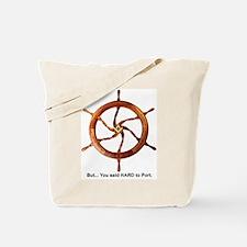 Sailing Mason Tote Bag