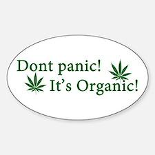 Dont Panic! Decal