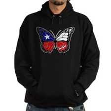 Hope Chile Butterfly Hoodie