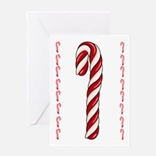 Story of the Candy Cane Greeting Card