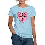 Bijii Heartknot Women's Light T-Shirt