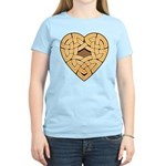 Chonoska Heartknot Women's Light T-Shirt