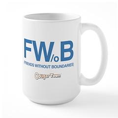 Friends Without Boundaries Mug