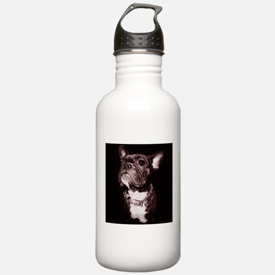 Frenchie Royal Water Bottle