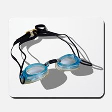 Swimming Goggles Mousepad
