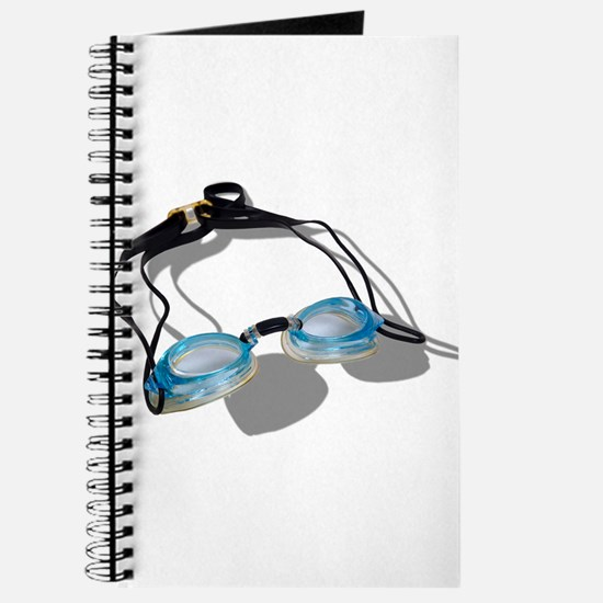Swimming Goggles Journal