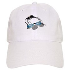 Swimming Goggles Baseball Baseball Cap