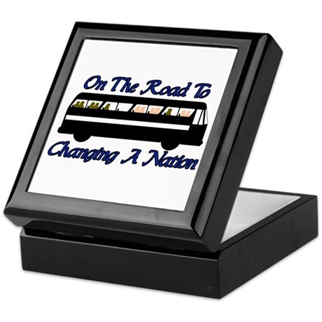 Changing Nation Keepsake Box