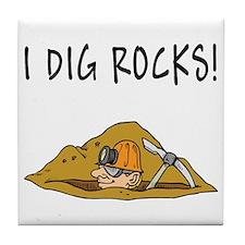 Rockhound Tile Coaster