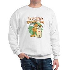 """Santa's Naughty List"" Sweatshirt"