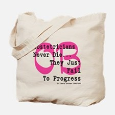 Old OB's Pink Tote Bag