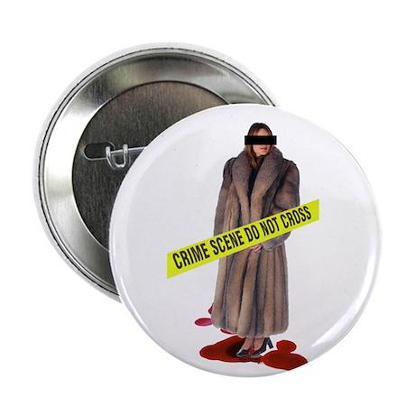 """Crime Scene 2.25"""" Button (10 pack)"""
