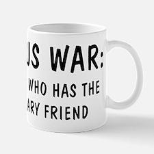 Religious War Small Small Mug