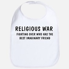 Religious War Bib