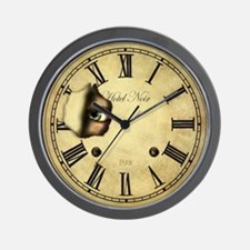 Clock Watching Wall Clock