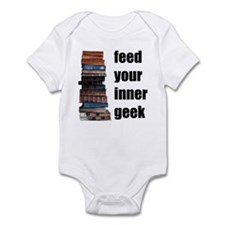 Feed Your Inner Geek Infant Bodysuit