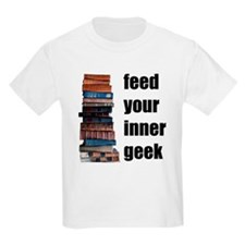 Feed Your Inner Geek T-Shirt
