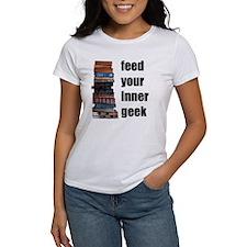 Feed Your Inner Geek Tee
