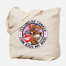 Testicular Cancer Can Kiss My Tote Bag