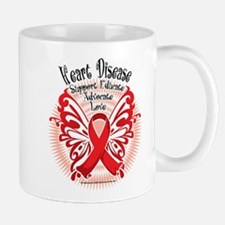 Heart Disease Butterfly 3 Mug