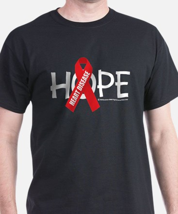 Heart Disease Hope T-Shirt