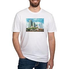 San Diego Train Station Shirt