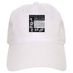 Glow in the Dark Baseball Cap