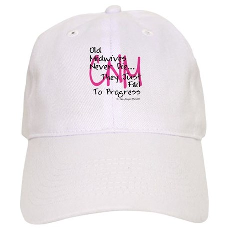 Old Midwives Pink Cap