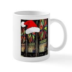 Las Vegas Christmas Slot Mach Mug
